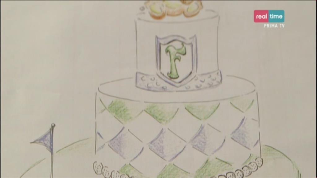 My Cake Design Renato : my-cake-design-real-time-renato (10) TV in Diretta