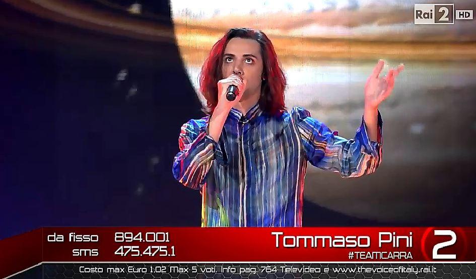 tommaso-pini-finalista-the-voice-05   Ascolti Tv Blog