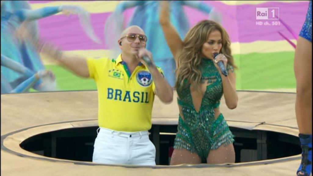 Jennifer Lopez e Pitbull