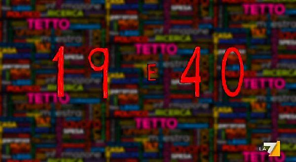 diciannovequaranta-floris-la7