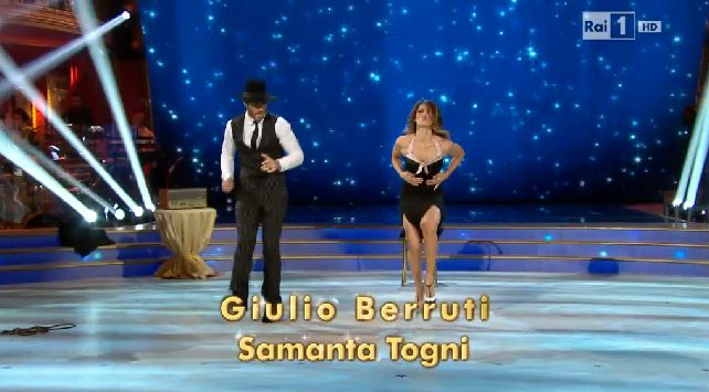 giulio-berruti-samanta-togni-ballando-con-le-stelle-8-novembre