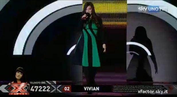 vivian-eliminata-x-factor-20-novembre-2014