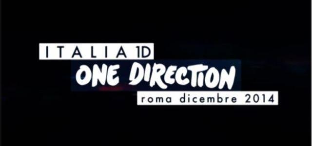 Questa è la sera dei One Direction live su Italia 1. Dopo tanta […]