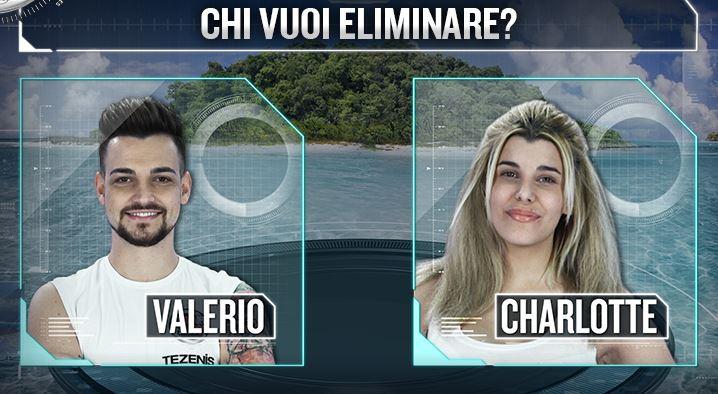 isola-eliminato-valerio-scanu-charlotte-casiraghi