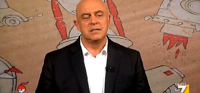 Il bravo Maurizio Crozza ha aperto anche la puntata di DiMartedì di ieri, […]