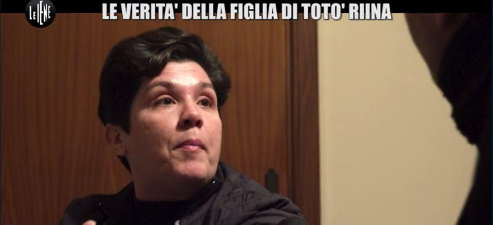 Salvatore Riina Maria Concetta Riina