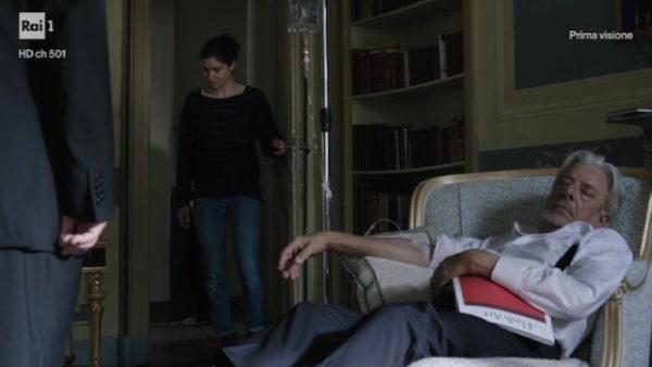 Romanzo Famigliare, anticipazioni quinta puntata: il provvedimento disciplinare di Agostino