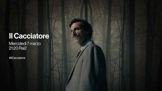 Il cacciatore fiction rai 2 quando va in onda trailer - La porta rossa quando va in onda ...