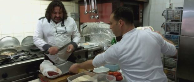 Cucine Da Incubo Er Barone Di Roma Oggi Trip Advisor