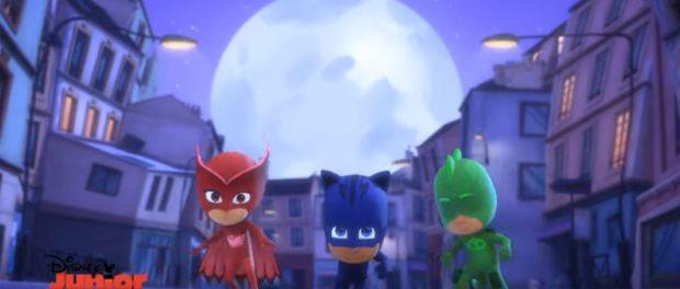 Sigla Pj Masks Super Pigiamini Streaming Episodi Youtube Da