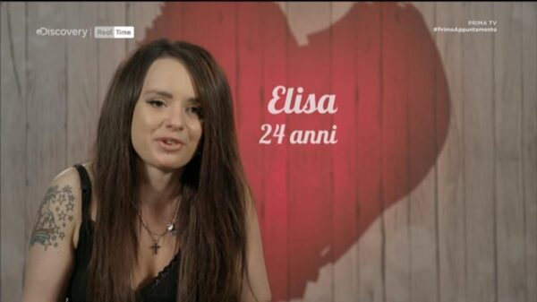 Primo Appuntamento 2021 Luca Elisa 5 Ascolti Tv Blog
